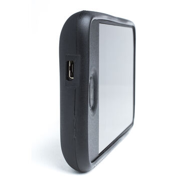 Dexcom G6 Receiver case side